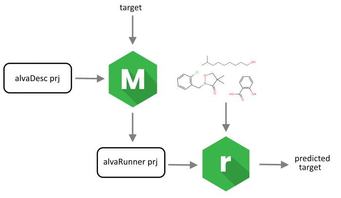 alvaModel flow